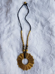 Sun Warrior Brass Metal Necklace Jewellery
