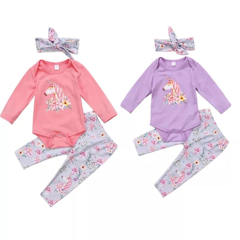 Unicorn Dreaming Set