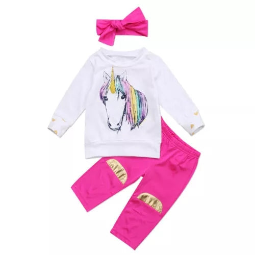 Unicorn Tracksuit