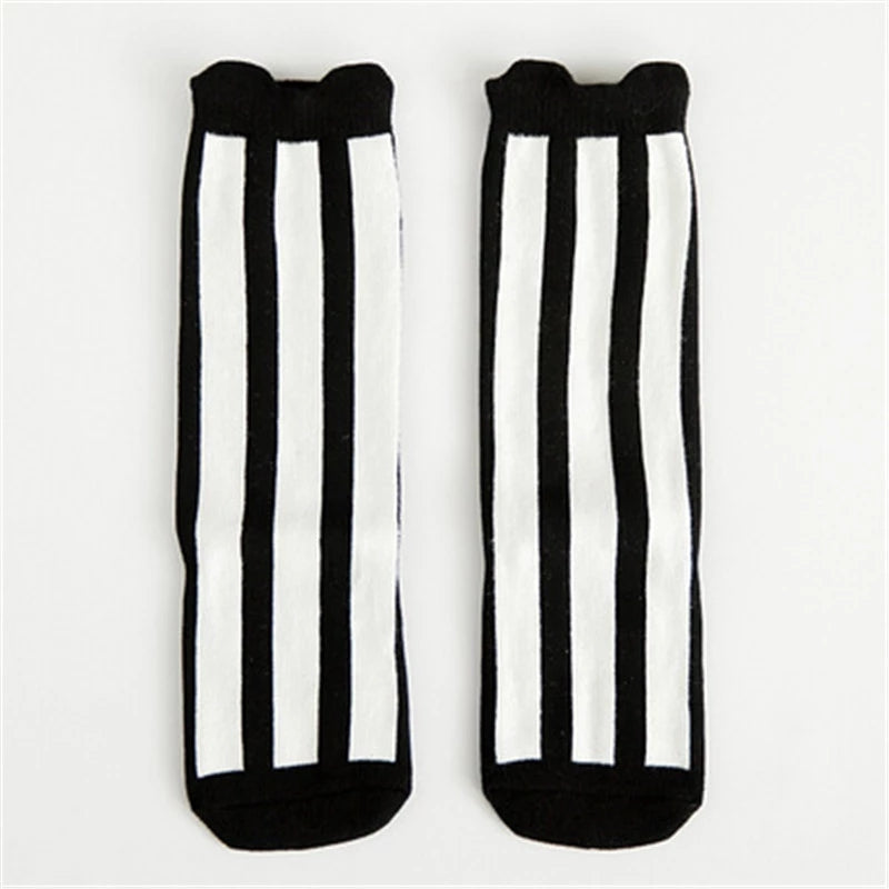 Pin Stripe Socks