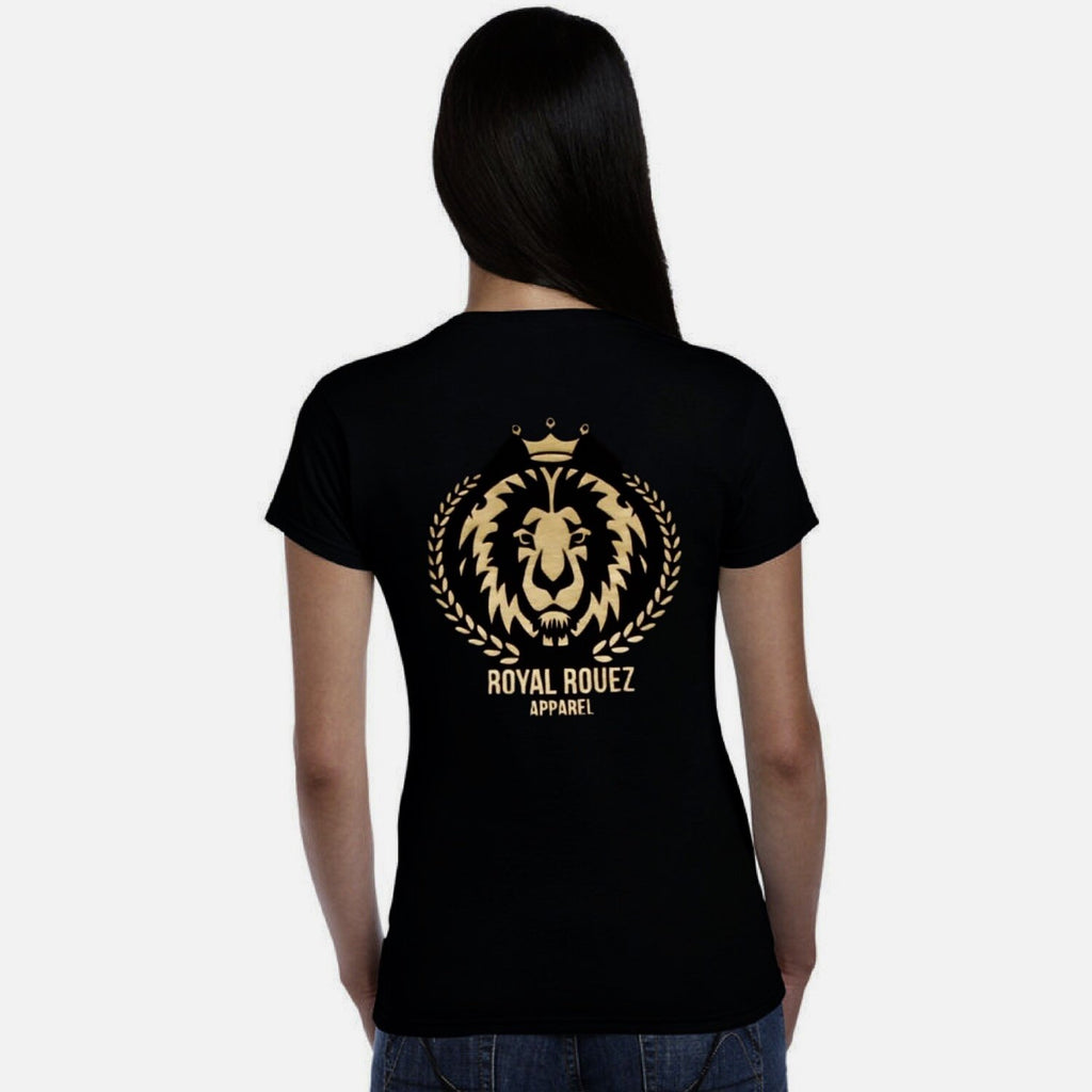 Royal Rouez - Ladies Lion Head Tee