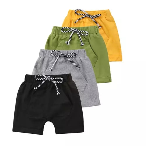 Boys Pocket Shorts