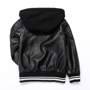 Luxe Collection - Mono Leather Jacket
