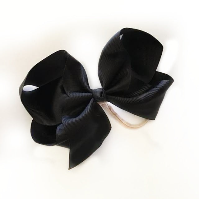 Black KMH Bow - Inspired By Mya