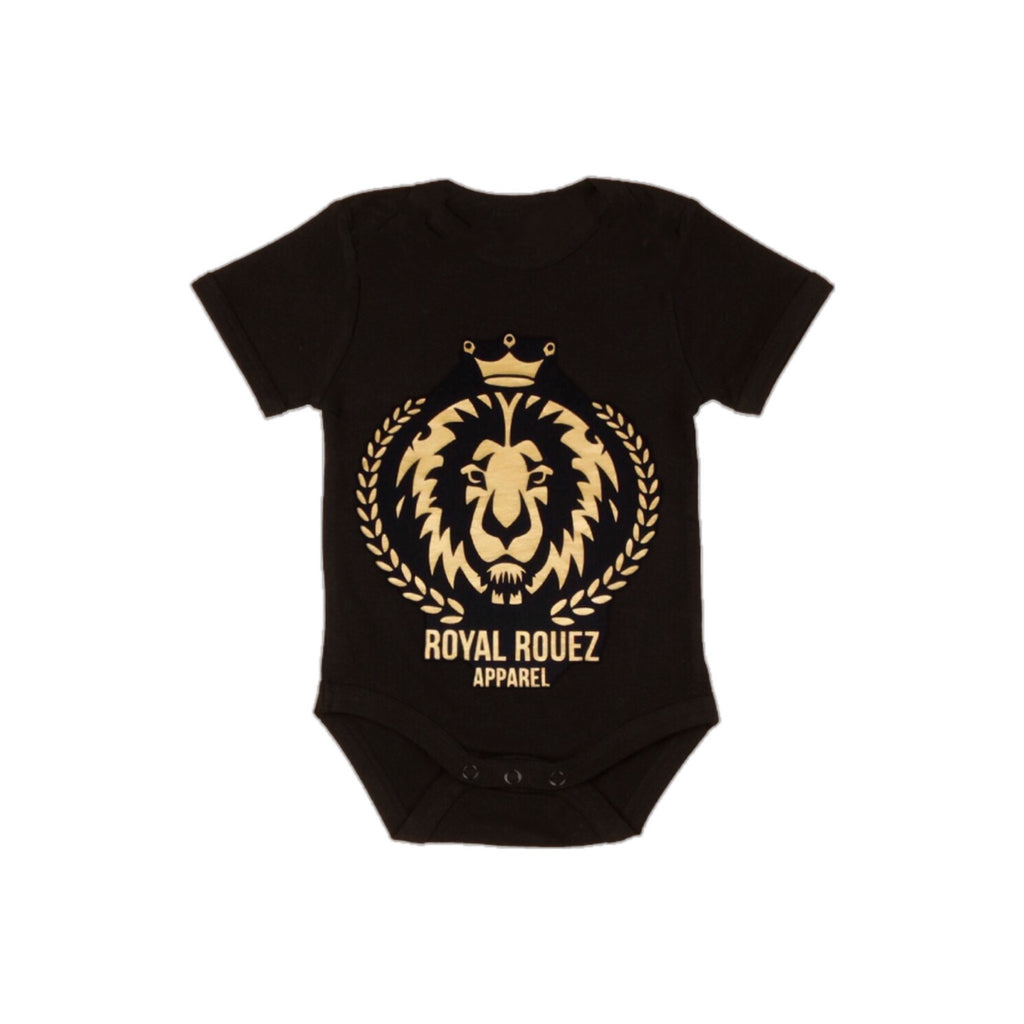 Royal Rouez - Lion Head Romper