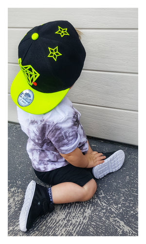 Diamond Kids Snapback Hat