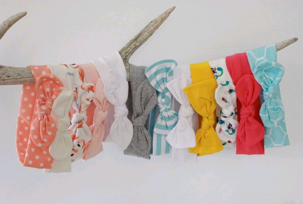 Knot Headbands