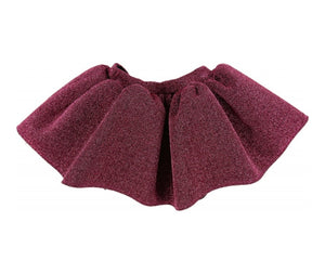 Luxe Collection - Sassy Skirt (Plum)