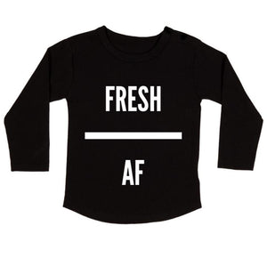 MLW By Design - Fresh AF Long Sleeve