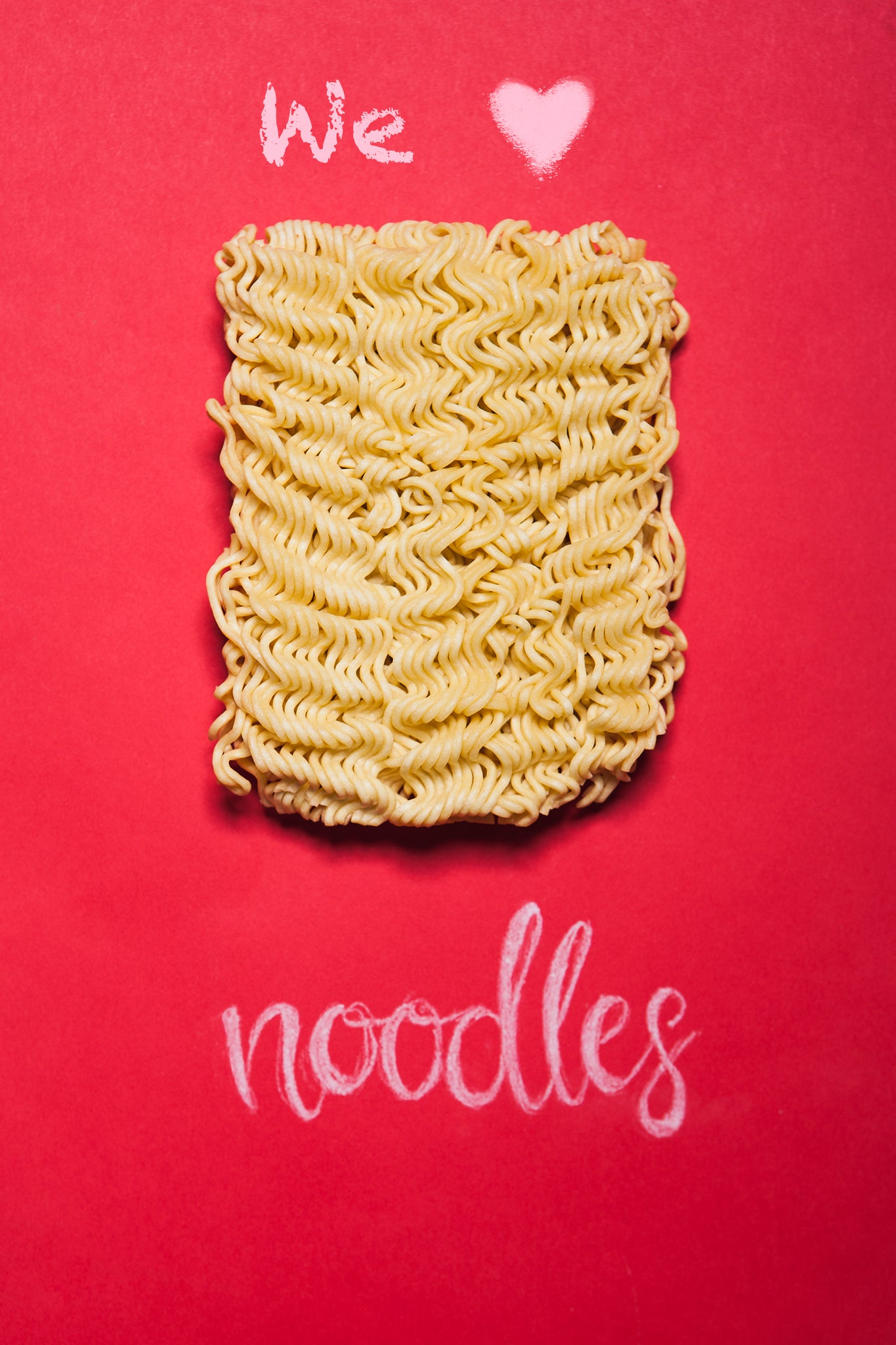 we love noodles - Noodelight