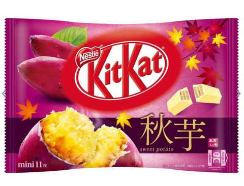 Kit Kat - Sweet Potato