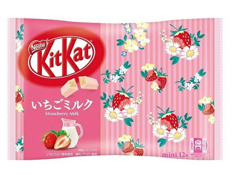 Kit Kat - Strawberry Milk