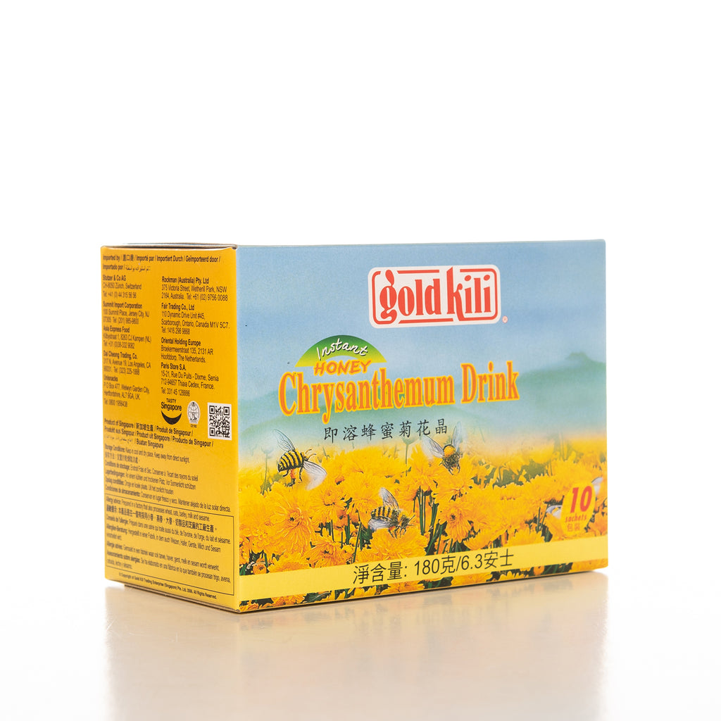 Gold Kili Honey Chrysanthemum Drink