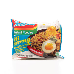 Indomie Mi Goreng BBQ Chicken Stir Fry Noodles