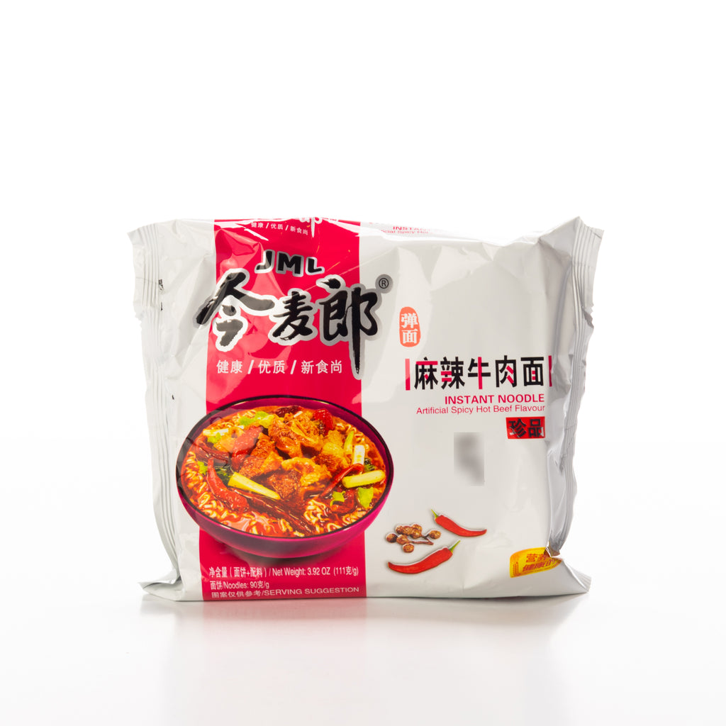 JML Spicy Hot Beef Noodle Soup