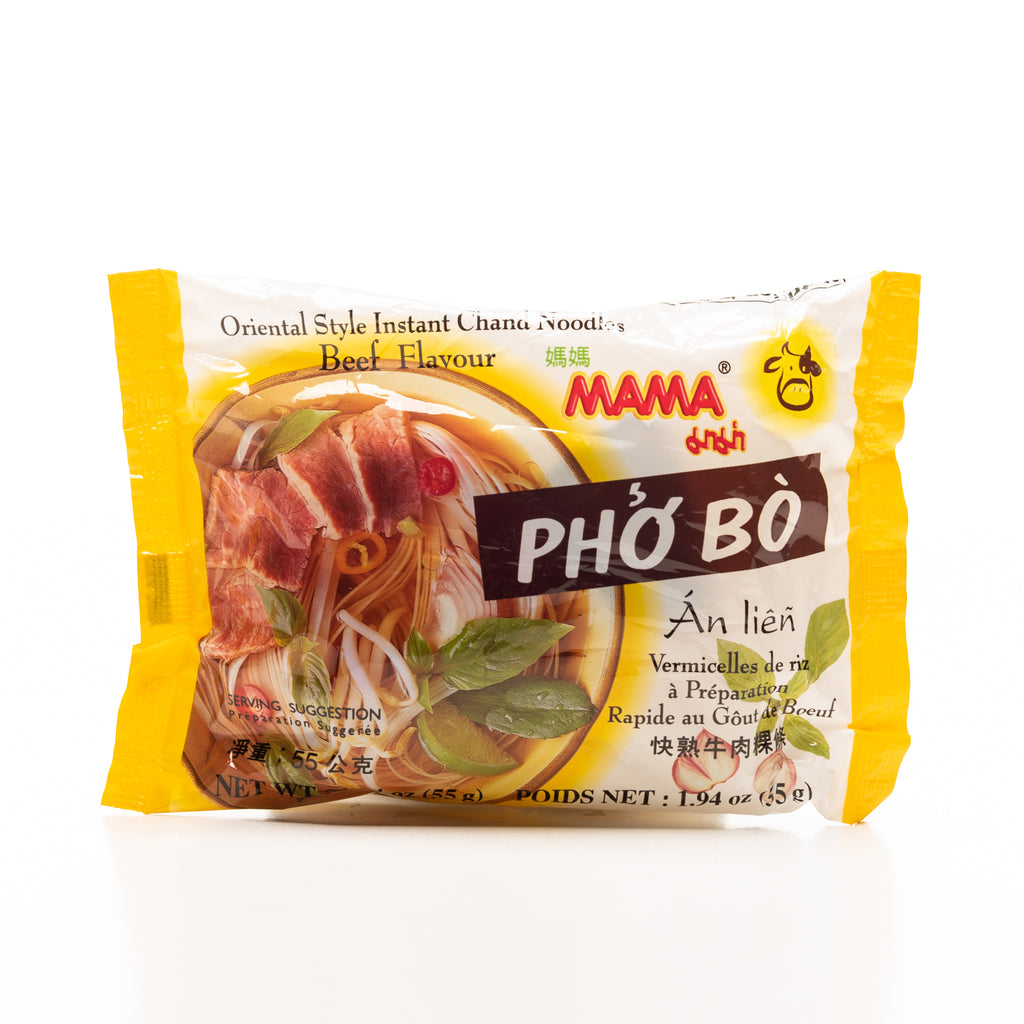 Mama Pho Bo Beef Rice Noodle Soup