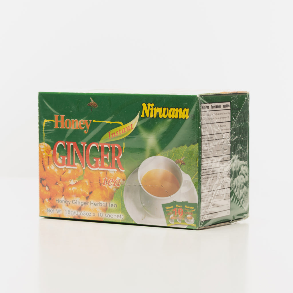Nirwana Honey Ginger Herbal Tea