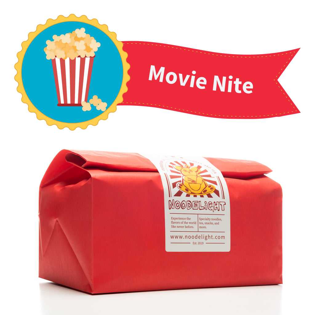noo-noo Sampler Box - Movie Nite