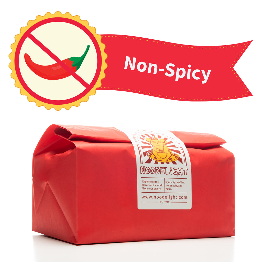 noo-noo Sampler Box - Non Spicy