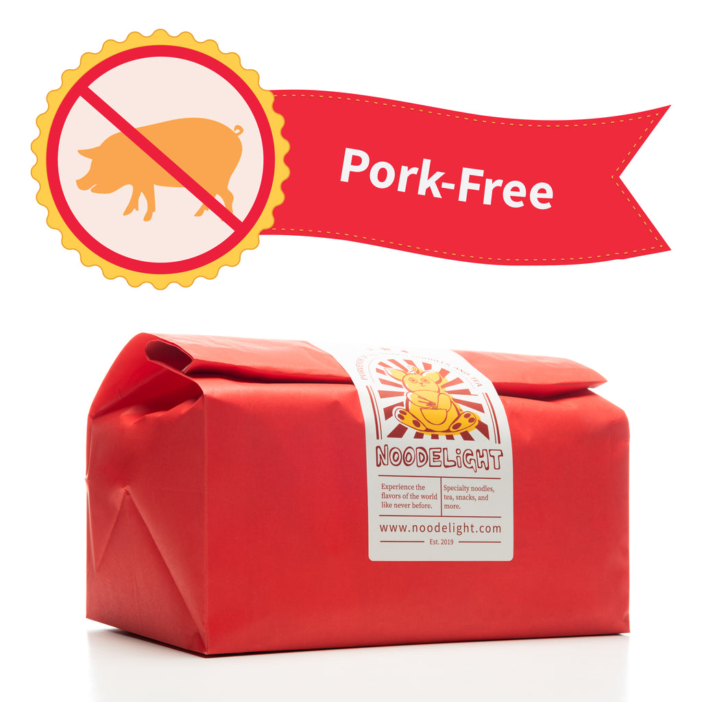 noo-noo Sampler Box - Pork-Free