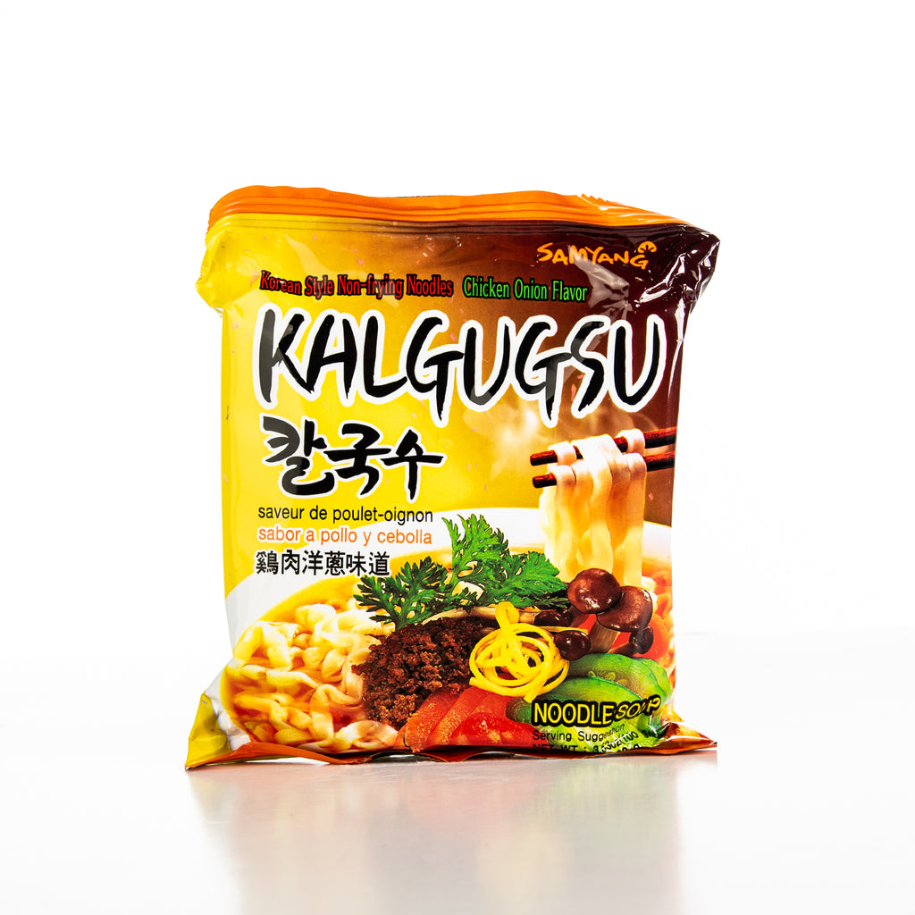 Samyang Kalgugsu Chicken Onion Noodle Soup
