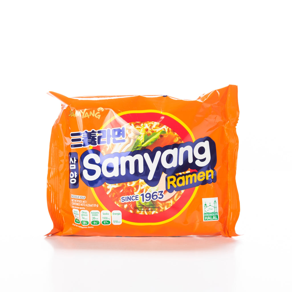 Samyang Original Spicy Ramen Soup