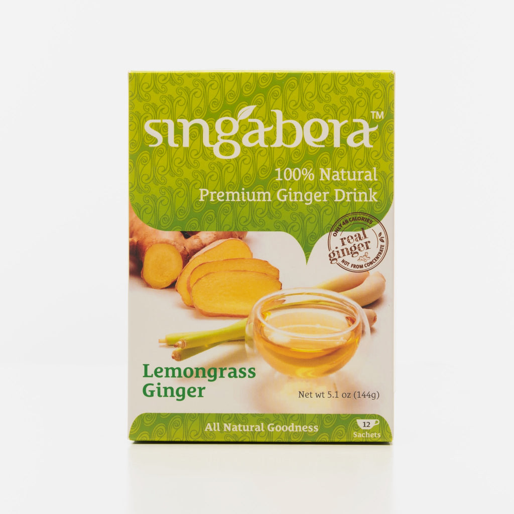 Singabera Lemongrass Ginger