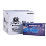 Multipurpose Nitrile Gloves,  Powder Free, Latex Free (Case of 1000) - Raemart