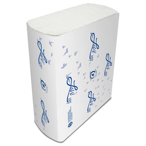 Solaris Livi Basic Multi-Fold Towel - Lite White (Case of 4000 Sheets) - Raemart