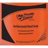 Health Guard Antibacterial Pour Top Hand Soap (Case of 4 Gallons) - Raemart