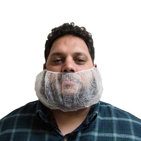 Disposable Beard Covers (Case of 1000) - Raemart
