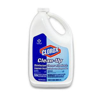 Clorox Clean-Up Disinfectant Cleaner with Bleach, Refill (128 oz. bottles, 4 pk.) - Raemart