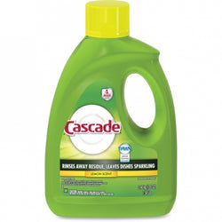 Cascade Gel Dishwasher Detergent 120 oz Lemon Scent - Raemart