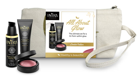 INIKA All about Glow Kit