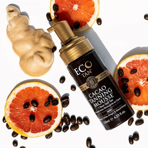 EcoTan Cacao Tanning Mousse