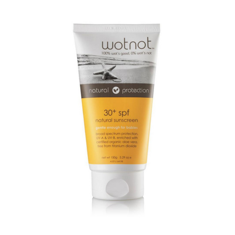 WOTNOTNatural Sunscreen