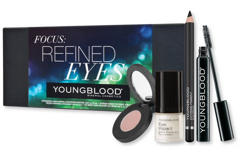 Youngblood Refined Eyes Makeup Kit