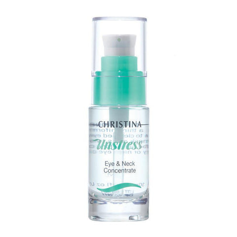 CHRISTINA Unstress Eye and Neck Concentrate