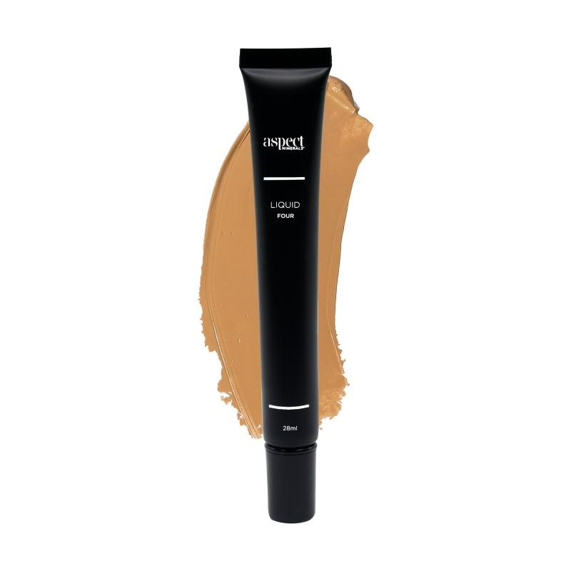 Aspect Minerals Liquid Foundation no 4
