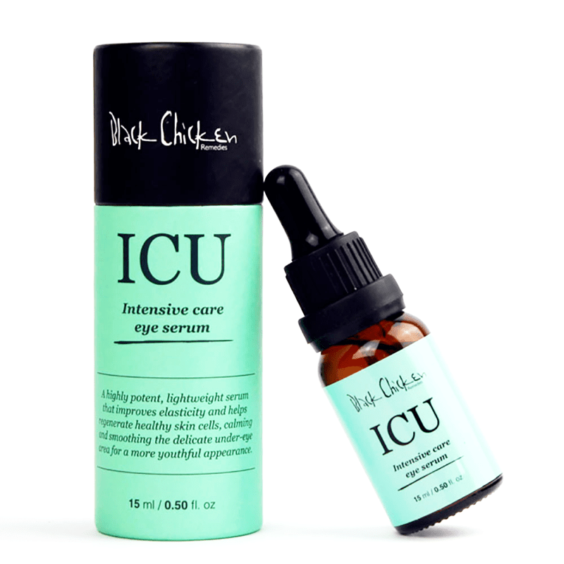 Black Chicken Remedies ICU Intensive Care Eye Serum 15ml