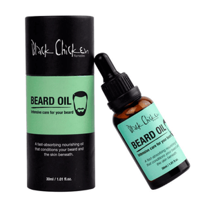 Black Chicken Remedies Beard Oil 30ml