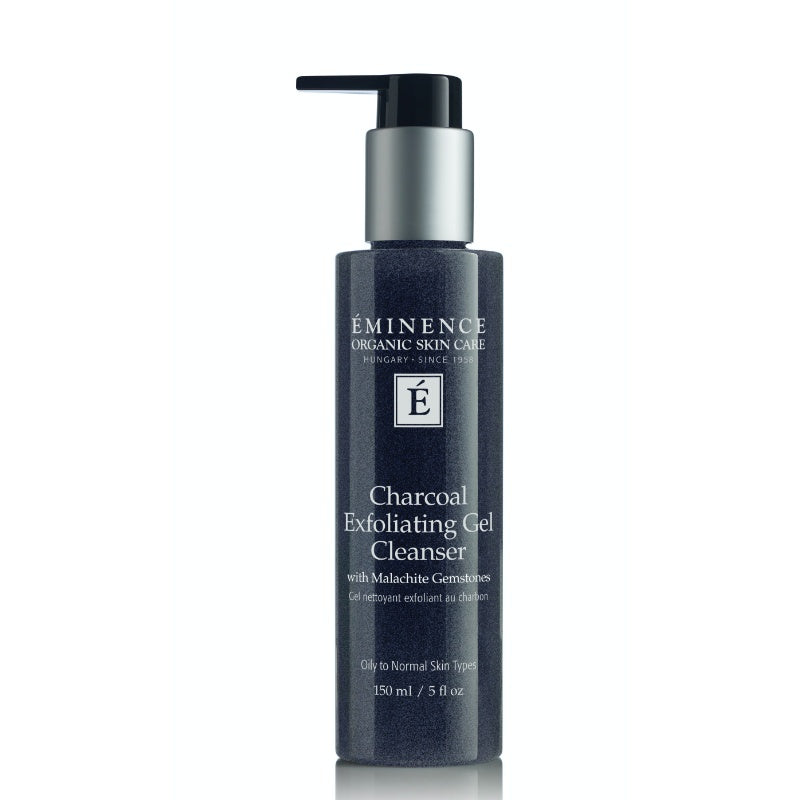 Eminence Charcoal Exfoliating Gel Cleanser 150ml
