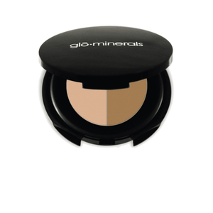 Glo Minerals Brow Powder Duo 1.1g - Blonde