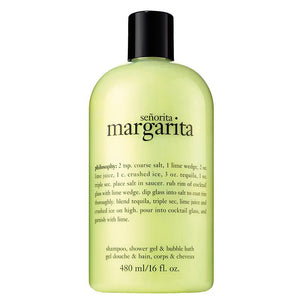 Philosophy Senorita Margarita Shampoo, Shower Gel and Bubble Bath 480ml