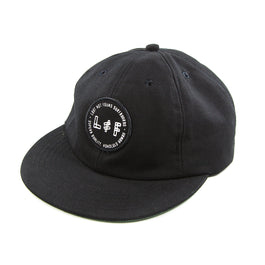 Patch Hat Black
