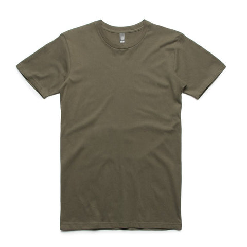 Paris Club Plain Sora Tee - Dark Army Green - Buy Online
