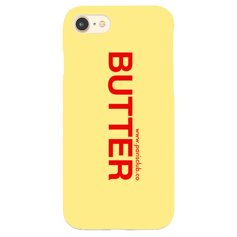 BUTTER iPhone Case - Buy Online