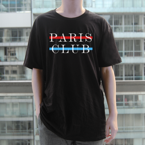 Parisian Club T-Shirt - Buy Online