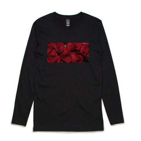 Cinema et Rose Long Sleeve Tee <p><i>various colors</i></p> - Buy Online