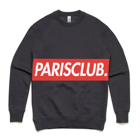 Parisclub The Street Sweater - Buy Online